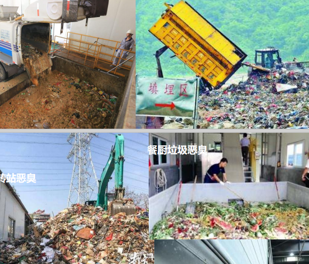 垃圾场污水厂